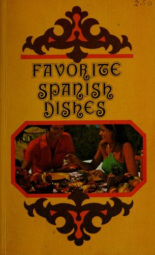 Favorite Spanish dishes by