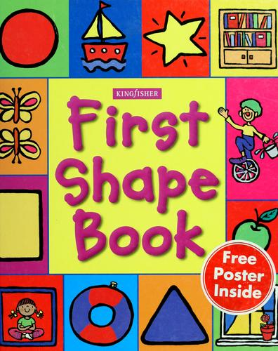 First shape book by Ann Montague-Smith