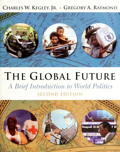 The global future by Charles W. Kegley undifferentiated