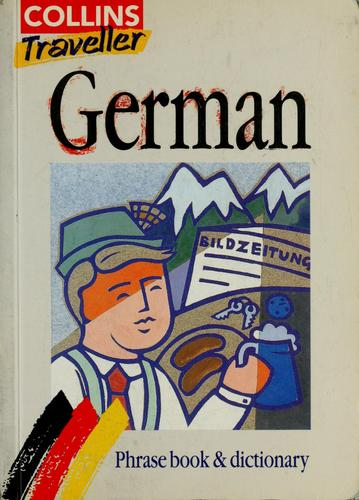German phrase book & dictionary by