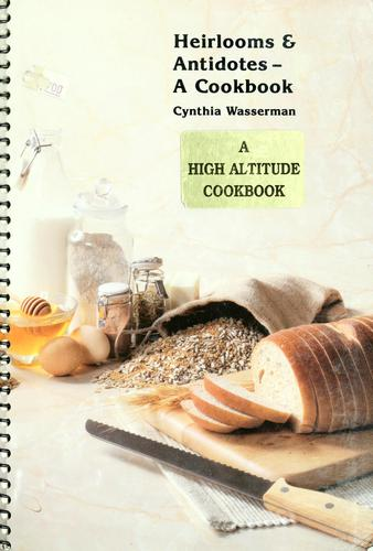 Heirlooms & antidotes by Cynthia Wasserman