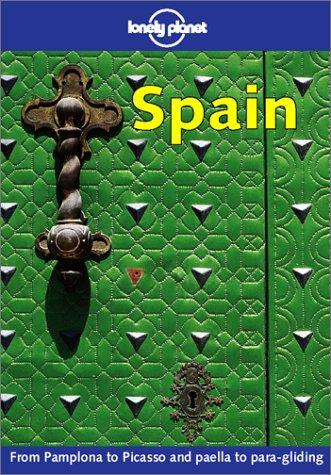 Lonely Planet Spain by Damien Simonis