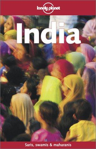 Lonely Planet India (India, 9th ed) by Sarina Singh