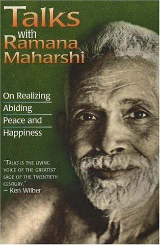 Image 0 of Talks with Ramana Maharshi: On Realizing Abiding Peace and Happiness