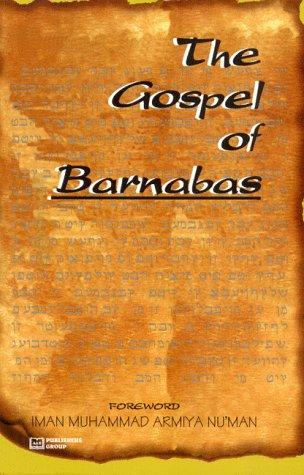 Gospel of Barnabas (Apocrypha) by