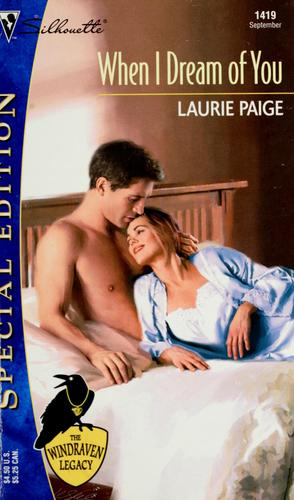 When I dream of you by Laurie Paige