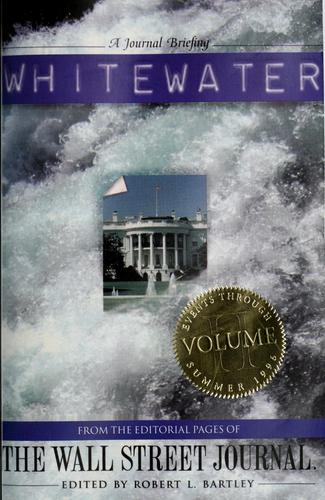Whitewater, volume II by