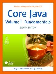 Core Java by Cay S. Horstmann